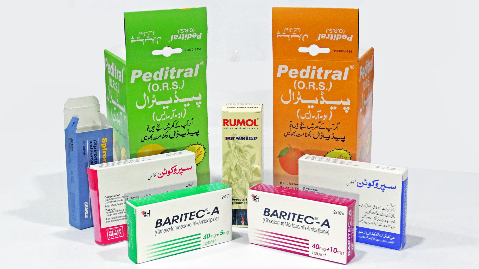 Packaging - Pharma